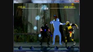 گیم پلی کوتاه بازی Mortal Kombat : Eternal Filthy