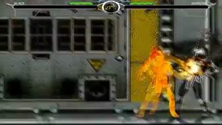 حرکات پایانی کرکترهای بازی مورتال کمبت : Cyber Realm