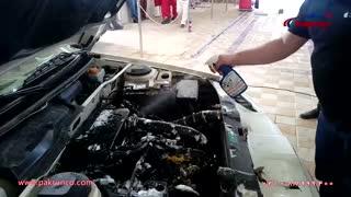 اسپری مایع موتور شوی کیل آلمان Kiehl Engine