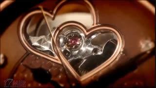 ساعت زنانه فردریک کنستانت طرح دو قلب
