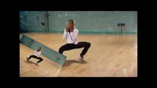 رقص رباطی در مسابقه استعداد یابی(عالییییییییییییییییییییییییییییی)