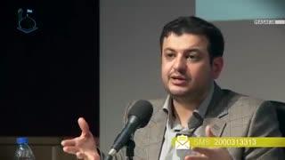 صحبت های جنجالی درباره تلگرام و توییتر رائفی پور