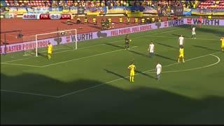 خلاصه بازی فنلاند 1-2 اوکراین
