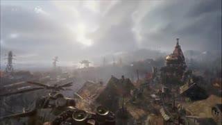 تریلر رونمایی از بازی Metro Exodus در E3 2017 - زومجی