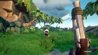 تریلر گیم پلی بازی Sea of Thieves در رویداد E3 2017