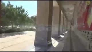 حمله انتحاری تهران