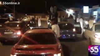 خوشحالی مردم لیبی از آزادی پسر قذافی از زندان