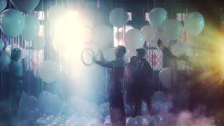 موزیک ویدیو winter از luhan