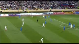 خلاصه بازی ایران 2-0 ازبکستان