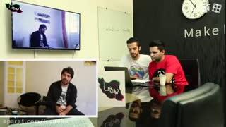 مصاحبه جالب علیرضا جی جی از زدبازی(jj) با ایران ها