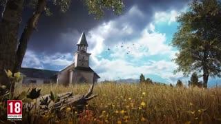 تریلر بازی Far Cry 5 در E3 2017