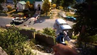 تریلر گیم پلی Far cry 5 در E3 2017