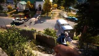 E3 2017: تریلر گیمپلی بازی Far Cry 5