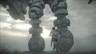 Shadow of the Colossus - E3 2017 Trailer