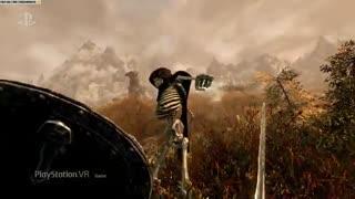 تریلر بازی Skyrim VR - زومجی