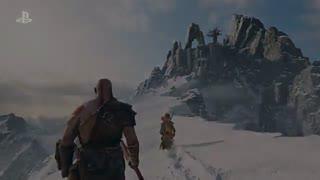 تریلر گیم پلی God of War در E3 2017