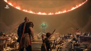 God of War Story Gameplay Trailer