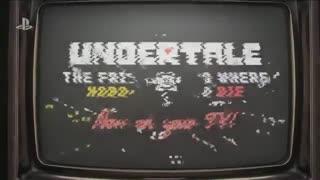 Undertale PS4 Release Trailer E3 2017