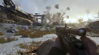 E3 2017: تریلر بخش چندنفرهی بازی Call of Duty: WWII