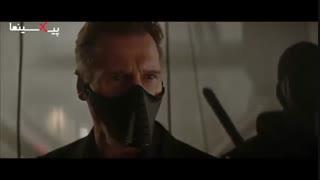 سکانس نجات شهر در فیلم بتمن آغاز میکند(Batman Begins,2005)