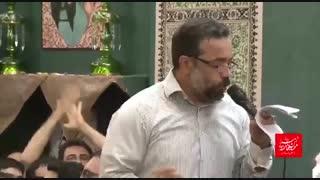 حاج محمود کریمی-ولادت امام حسن