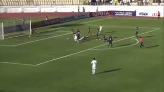 خلاصه بازی عراق 1-1 ژاپن