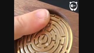 جعبه هایی با الهام از مکعب روبیک !