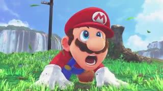 E3 2017: تریلر بازی Super Mario Odyssey