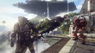 گیم پلی بازی Anthem - E3 2017
