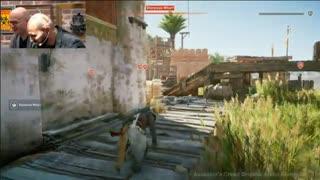 ۳۰ دقیقه از گیم پلی بازی Assassin's Creed Origins