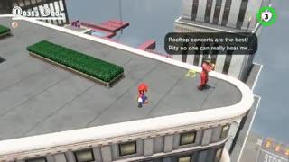 VGMAG - Super Mario Odyssey - Show Floor Demonstration - Nintendo E3 2017