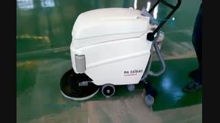 اسکرابر آنتی باکتریال - نظافت کارخانه های تولید قطعات الکترونیکی با اسکرابر