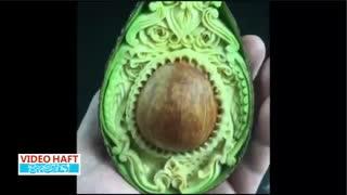 میوه های هنری