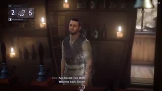 گیم پلی بازی Vampyr - E3 2017
