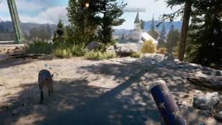 گیم پلی بازی Far Cry 5 - E3 2017