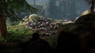 گیم پلی بازی Days Gone - E3 2017