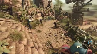 Strange Brigade - Exclusive Gameplay & Commentary - PS4, Xbox One, PC