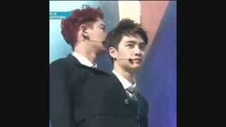 چانسوووووو in EXO..خیلی باحاله