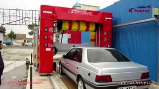 کارواش دروازه ای اتوماتیک ISTOBAL M'Nex 22