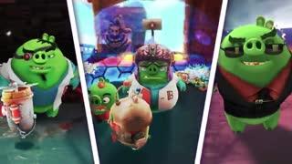 تریلر بازی موبایل Angry Birds Evolution - زومجی