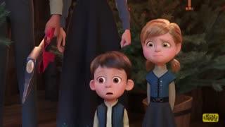 تریلر انیمیشن Olaf's Frozen Adventure