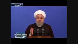 ماجرای استخر وزیر هاشمی از زبان حسن روحانی
