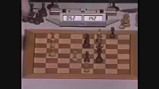 مسابقه شطرنج گاسپاروف و کرامنیک