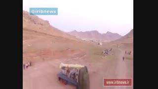 انتقام موشکی سپاه از داعش