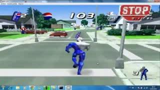 پپسی من (PEPSI MAN) - بازی پپسی من پلی استیشن 1