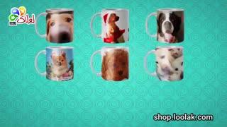 سفارش ماگ - با هر عکسی که شما بخواین - shop.loolak.com