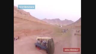 فیلم کامل حمله موشکی سپاه به داعش در سوریه
