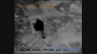 فیلم کامل برخورد موشک های سپاه به داعش