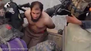 دستگیری فرمانده داعش و اعتراف به مرگ ابوبکر البغدادی