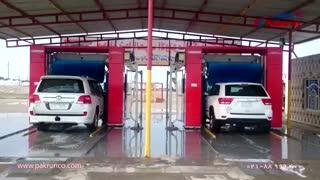 کارواش دروازه ای اتوماتیک - شستشوی همزمان 2 خودرو